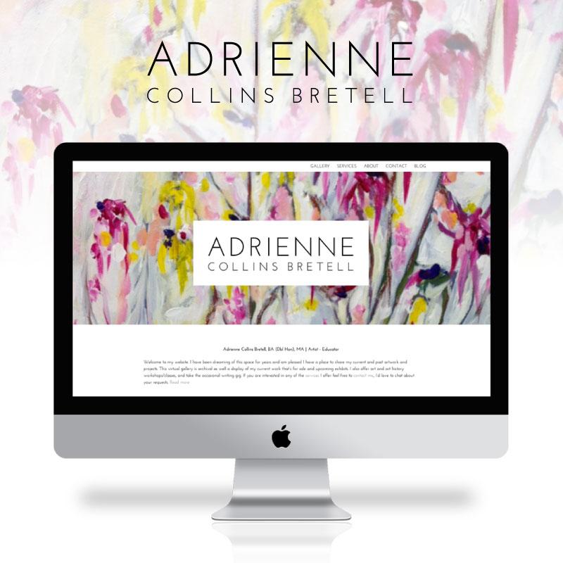 Adrienne Collins Bretell